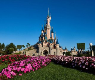 Disneyland Paris 1- oder 2-Tagesticket
