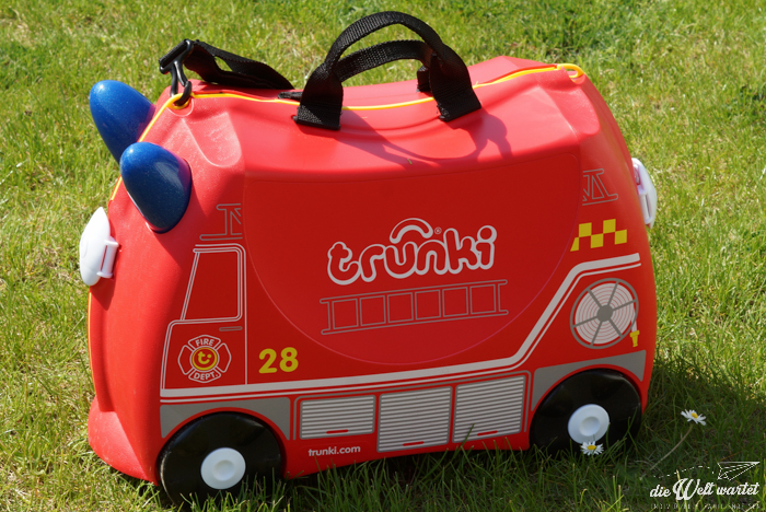 Trunki Kinderkoffer Test