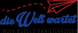 Logo die Welt wartet